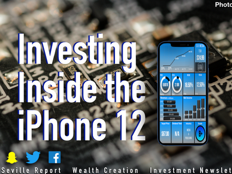 Investing Inside The iPhone 12