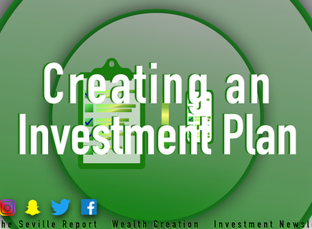 Creating an Investment Plan