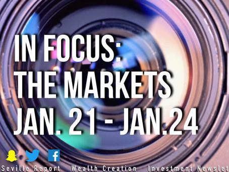 In Focus: The Markets Jan.21-Jan.24