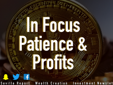 In Focus: Bitcoin, Patience to Profits