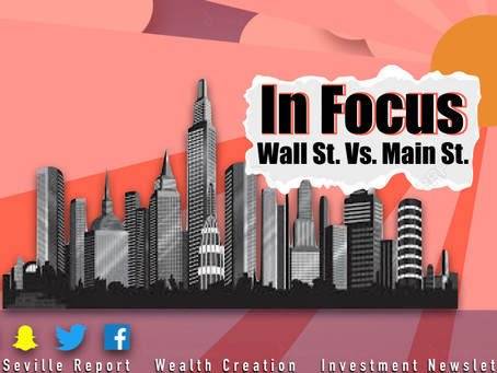 In Focus: Wall St. Vs. Main St.