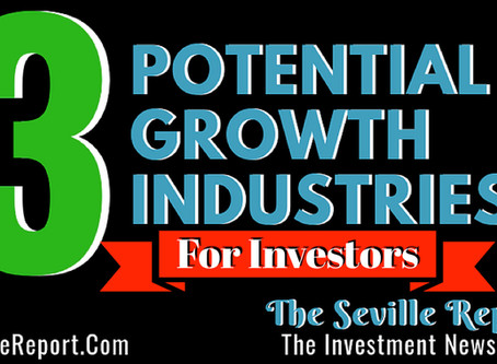 3 Potential Growth Industries