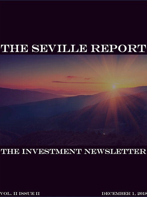 The Seville Report, Vol II, Issue II