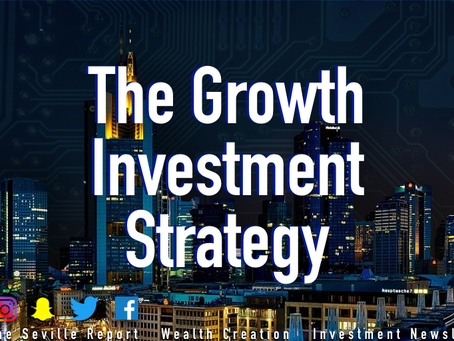 The Growth Investment Strategy