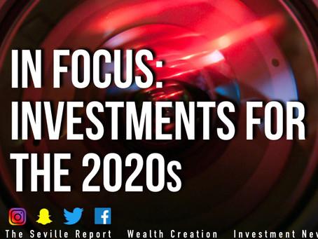 In Focus the 2020s