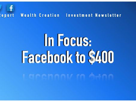 In Focus: Facebook to $400