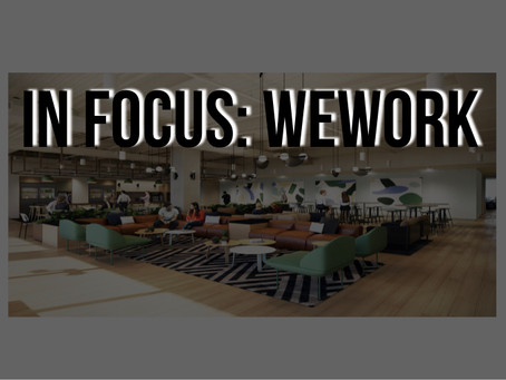 In Focus: We Work