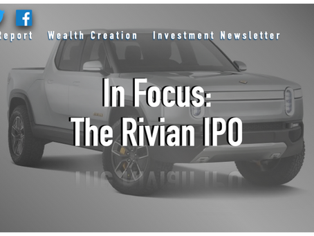 In Focus: The Rivian IPO