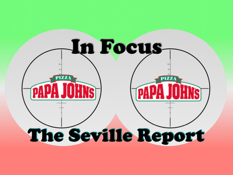 In Focus: Papa John's and The Pizza Wars