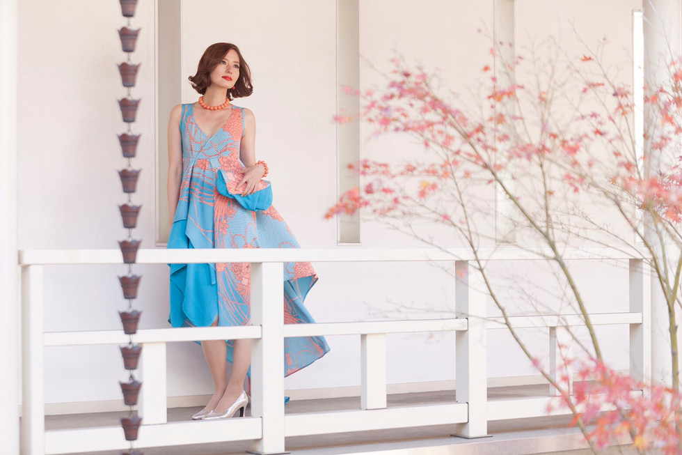 2017 Spring collection <結び>