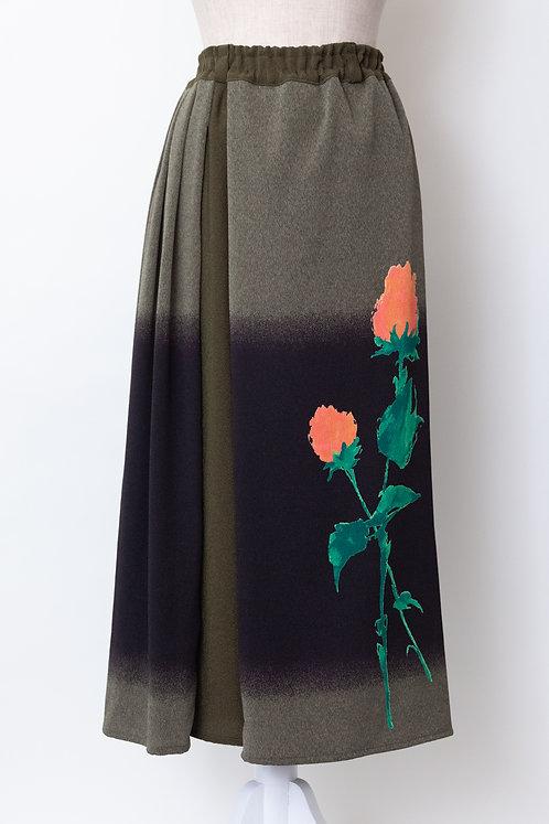 薔薇 skirt Sk-0003