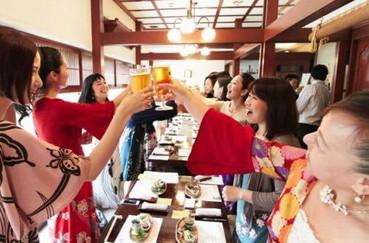 2/24 kiwa lunch party