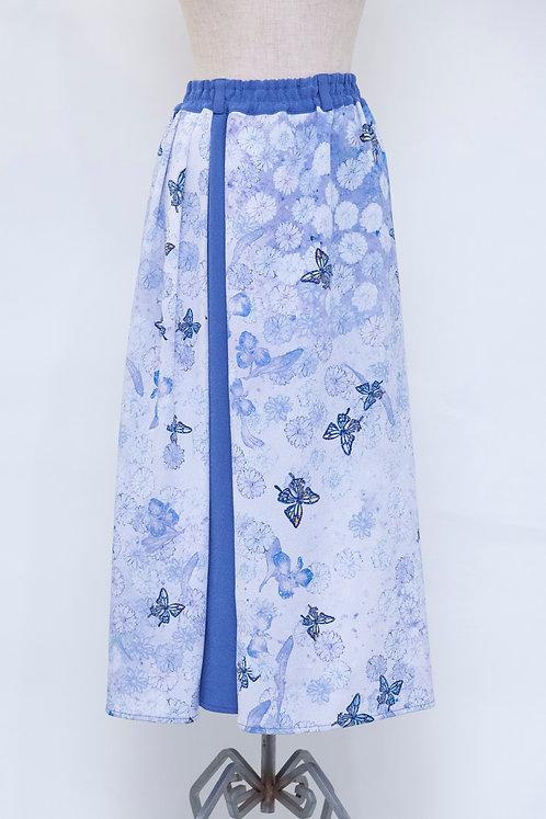 春の蝶スカート