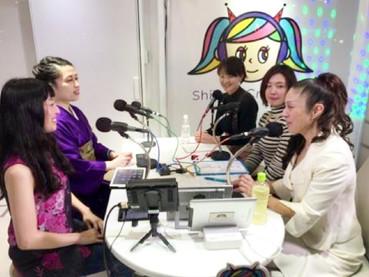 Shibuya Cross FM.  Power of 満Day!