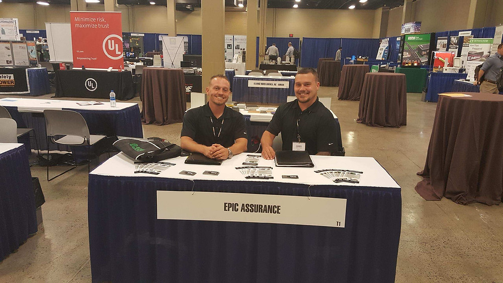 Jason and James Hood - EPIC Assurance