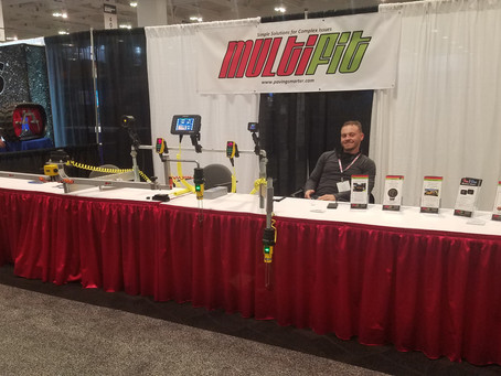 MultiFit enjoys successful show at NPE in Nashville, TN