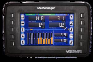 Mat Manager Display