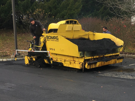 Titan Property Maintenance adds Mini Line system to paving operations.