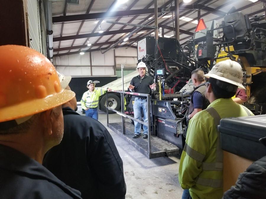 Mat Manager Training Seminar in Waco, TX