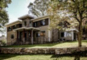 Apelgren Residence at Greenich, CT