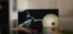 CITYLIGHTS - Echter Fotoabzug   hinter 4mm Acrylglas   auf 2mm AluDibond   inkl. Aufhängung von Alexander Kästel