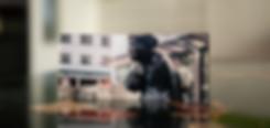 DER BLUMEPETER - Echter Fotoabzug   hinter 4mm Acrylglas   auf 2mm AluDibond   inkl. Aufhängung von Alexander Kästel