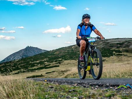 Výlety na kole nebo koloběžce :)
