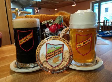 Kam na pivo, kde se dobře najíst a kde nakoupit v Peci pod Sněžkou