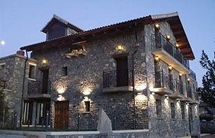 Hotel_El_Churron-Sabinanigo-Aussenansich