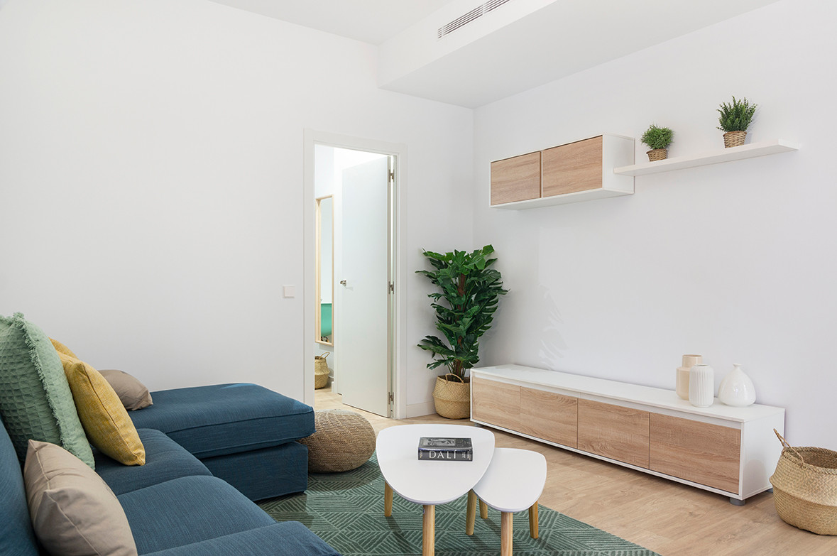 Co-Living enso spaces in Barcelona