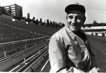 Olympic Track & Field Coach Ducky Drake