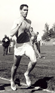 Bill Toomey at Univ. of Colorado 1962, Future Olympic Gold Medalist in Decathlon