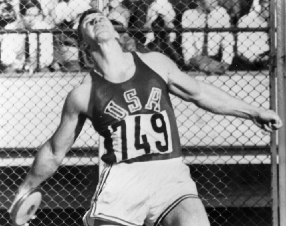 The Al Oerter Foundation, named after the four-times Olympic discus champion from the United States, has formed a historic partnership with The Pierre de Coubertin Family Association to promote Olympic values ©Getty Images