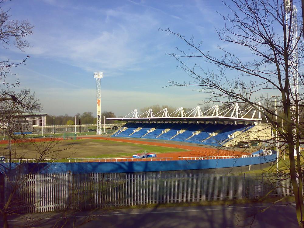 Crystal Palace National Sports Center, London