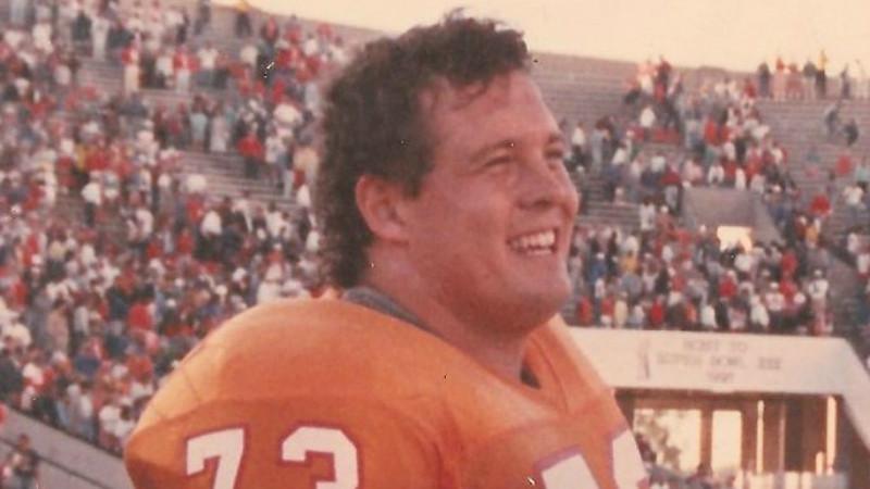 Tom McHale, #73, Left Guard, Tampa Bay Buccaneers