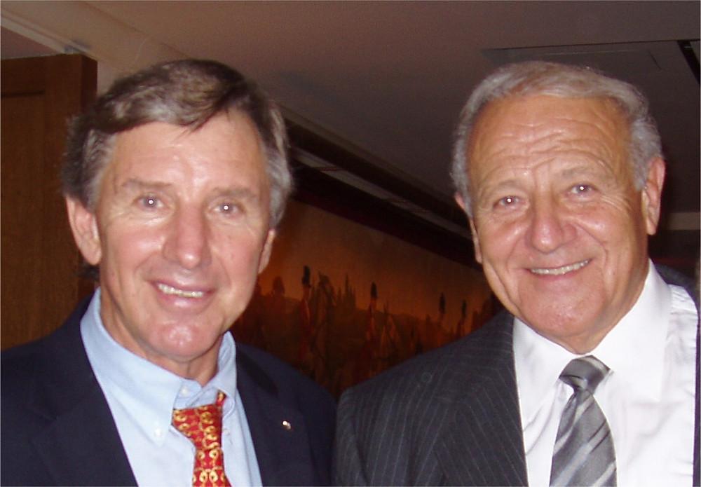 Olympians Al Oerter & Rink Babka