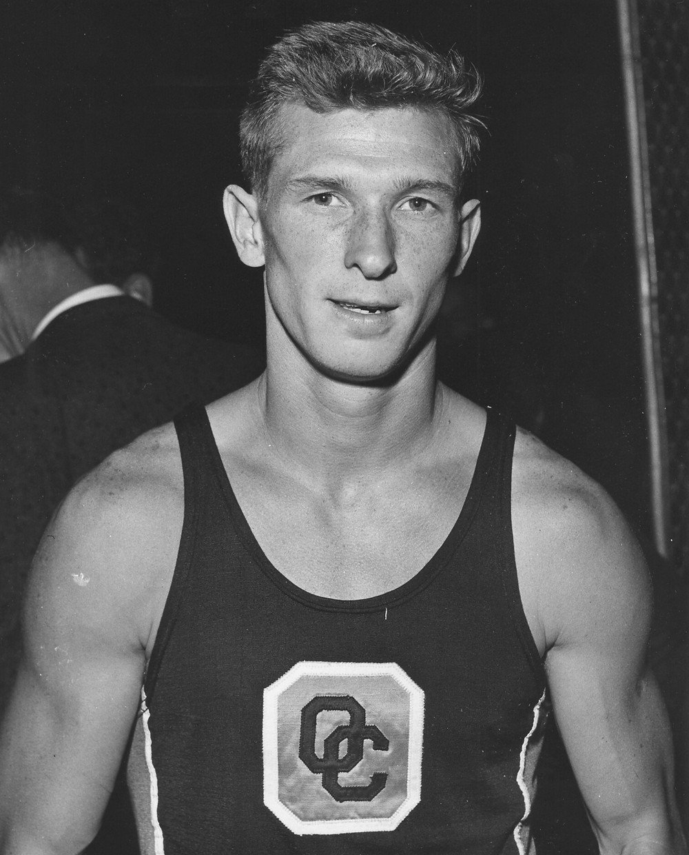 Bob Gutowski, Olympic Pole Vaulter, Occidental College