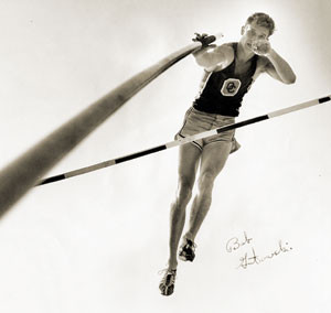 World Record Holder Robert Gutowski (1935-1960)