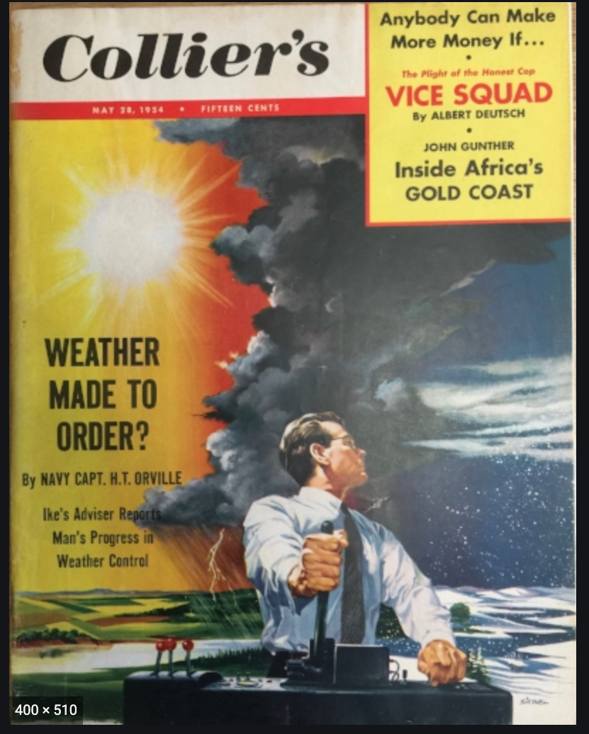 Collier's Magazine, May 28, 1954