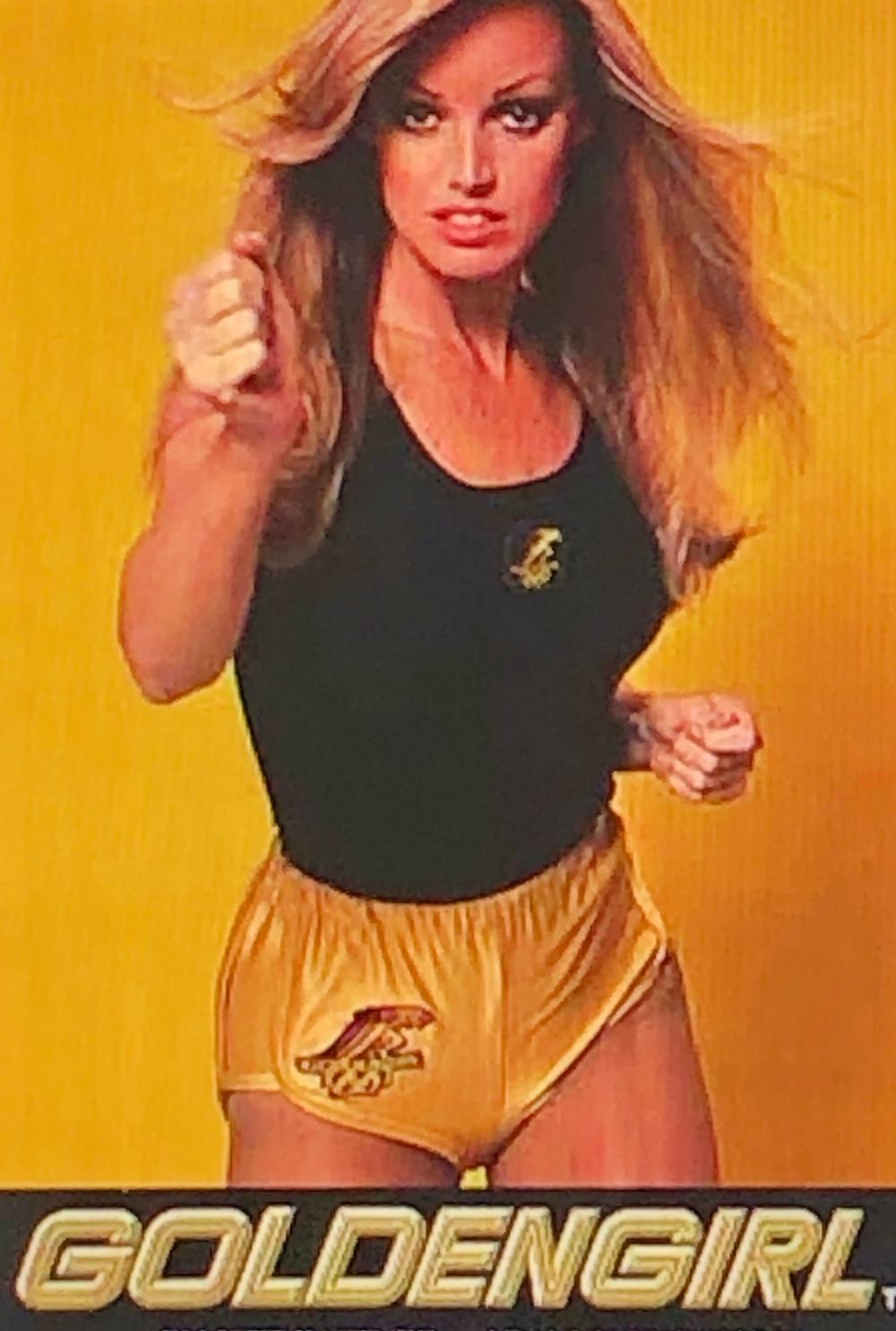 "Susan Anton, ""Golden Girl"" Movie Poster, 1979"