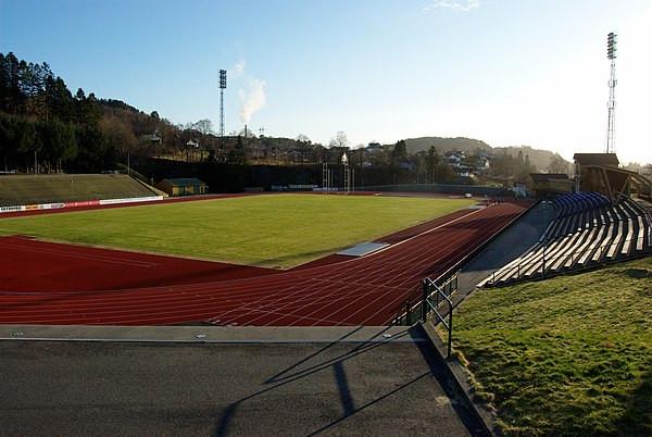Fana Stadion, Bergen, Norway