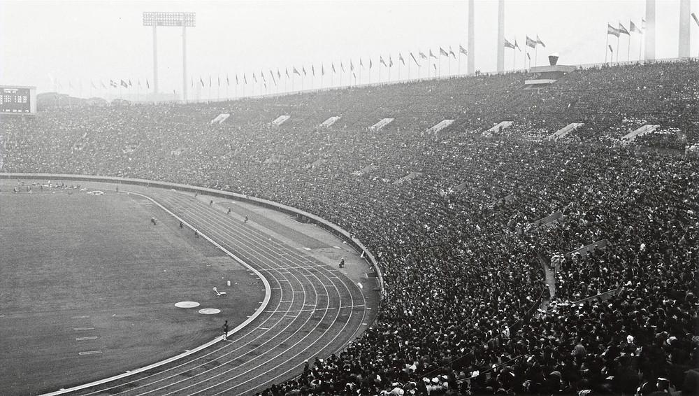 National Olympic Stadium, Tokyo, 1964