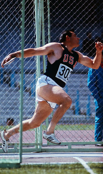 Sylvester's 5th Round Throw Knocked Oerter Down to 4th