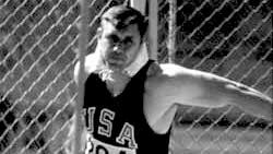 Al Oerter, Qualifying Round, 1968 Olympics