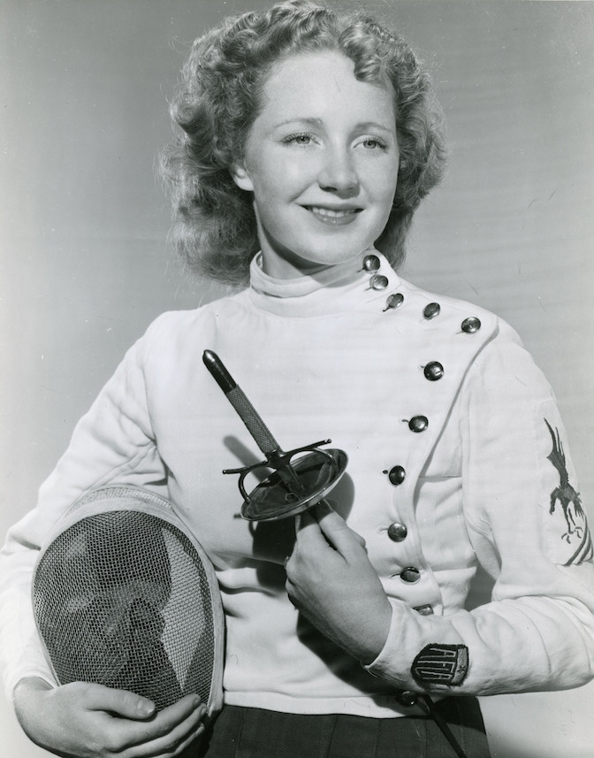 Janice-Lee York Romary (1927 - 2007)