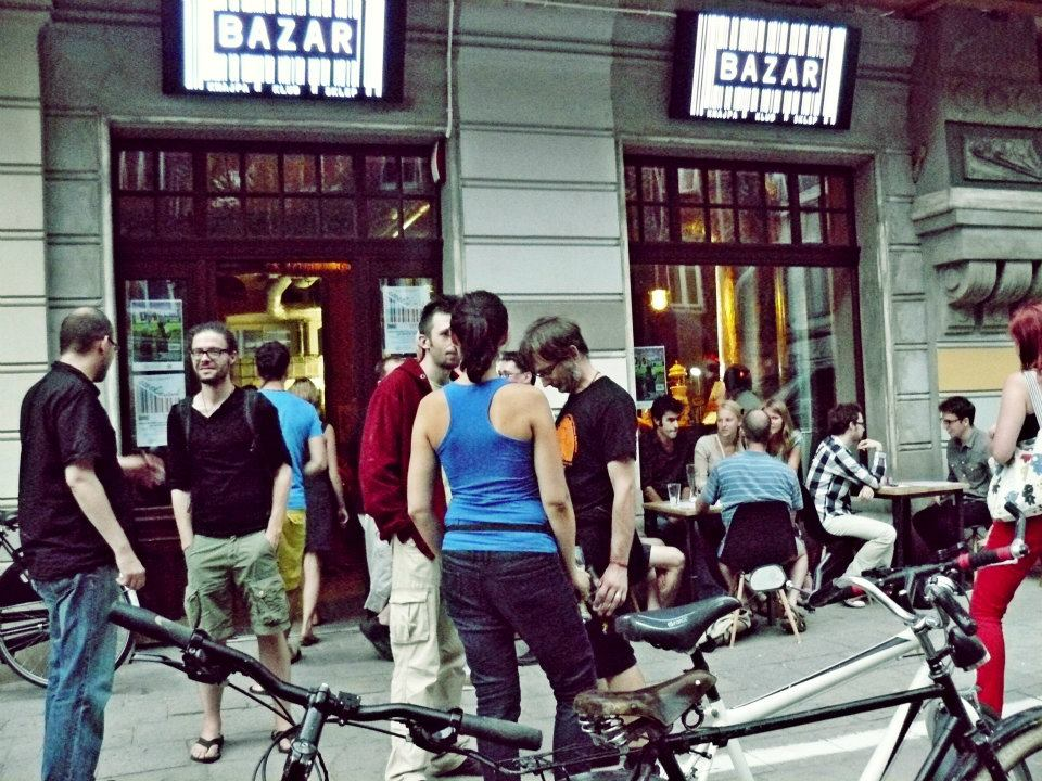 bazar klub