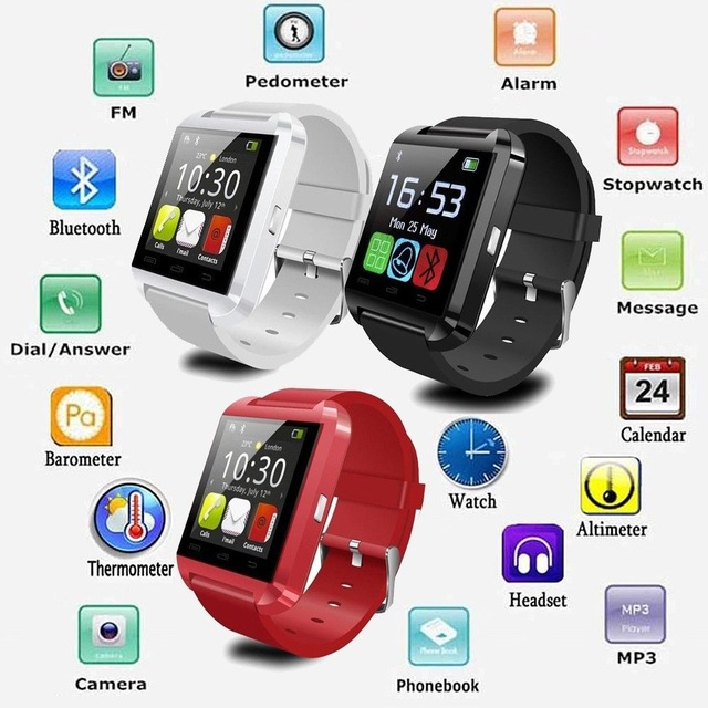 U8 Bluetooth Smart Watch Phone