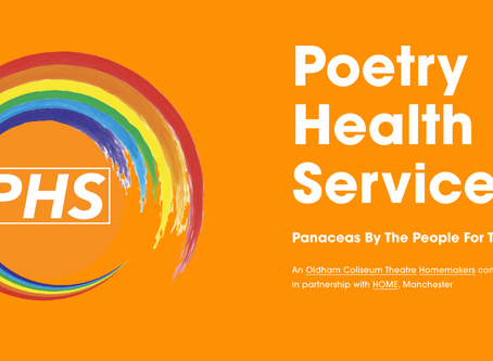 Poetry Health Service Launched