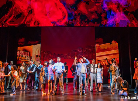 Motown the Musical at Manchester Opera House
