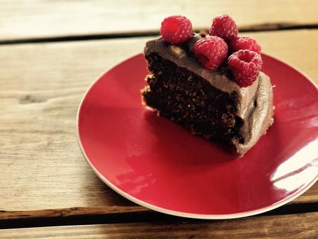 Vegan GF Carrot Cake Recipe